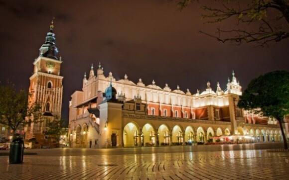 Kraków Polsko hotel slevoking zlavoking