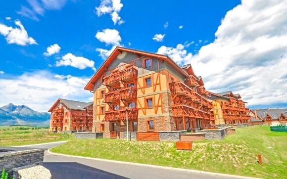 Užijte si Vysoké Tatry v luxusních apartmánech