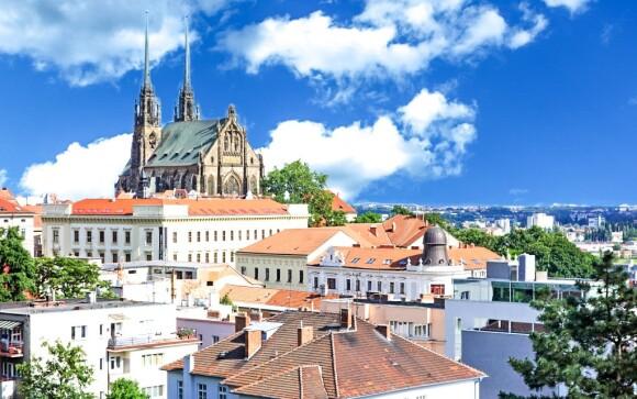 Centrum Moravy, Brno, Petrov, katedrála sv. Petra a Pavla