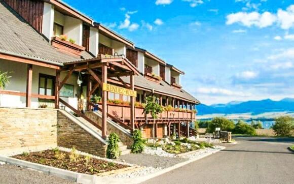 Hotel Rendez-Vous *** je malebným miestom pre dovolenku