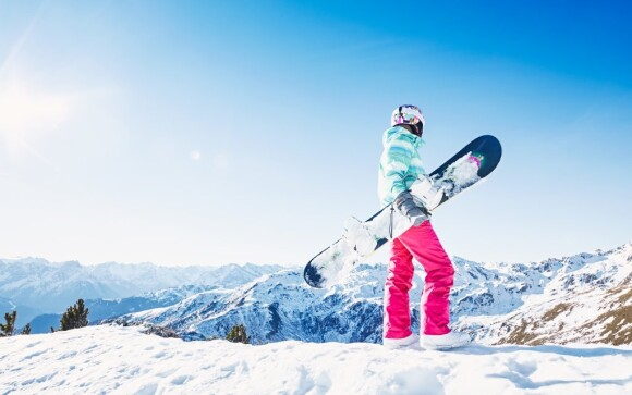 Užijte si zimu v rakouských Alpách