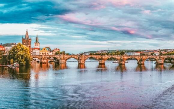 Užite si luxusný pobyt blízko pražských pamiatok