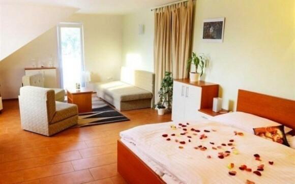 Pobyt v apartmánoch v Južných Čechách pre dvoch na 3-6 dní s polpenziou a wellness