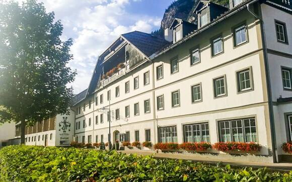 Landhotel Postgut **** sa nachádza v rakúskych Taurách