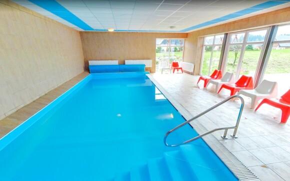 Ideální dovolená u bazénu