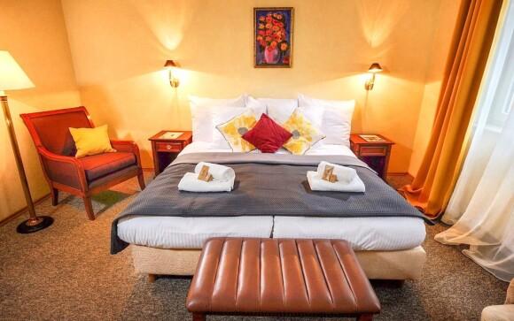 Izby sú moderné a elegantné
