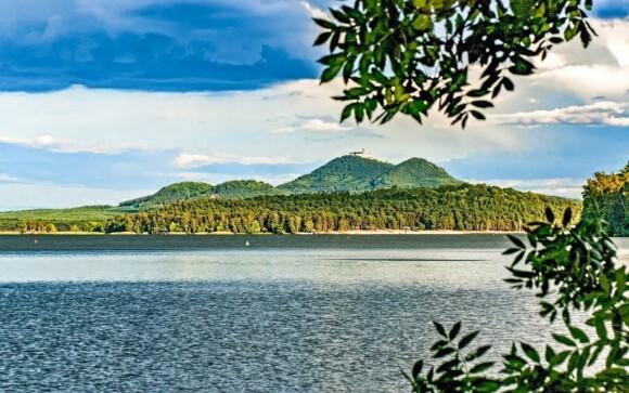 Užijte si dovolenou u Máchova jezera