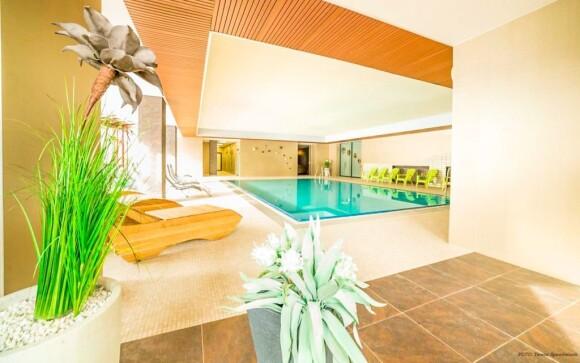 Wellness centrum sa nachádza priamo v hotelovom areáli