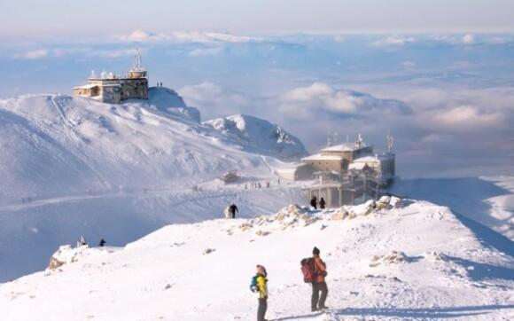 Zimní pobyt ve Vysokých Tatrách pro dva v rodinném penzionu s wellness