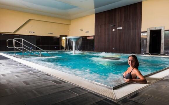 Těšte se na hodiny relaxace v termálních bazénech