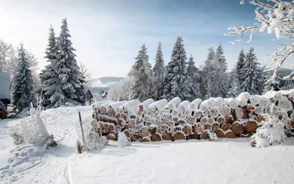Zažite parádny zimu v Krkonošiach