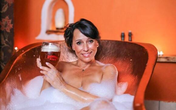 Prožijte neobyčejný pobyt v pivních lázních