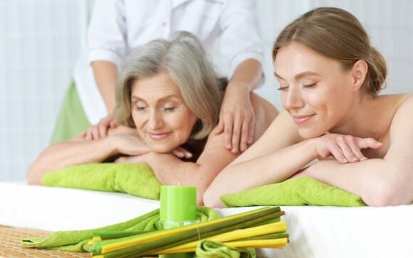 Uvolněte se při masáži