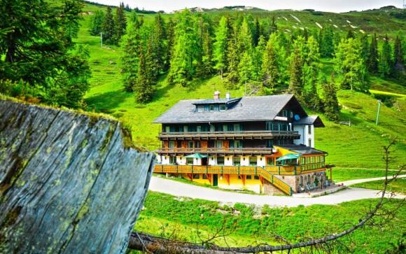 Hotel Alpen Arnika *** Bad Mitterndorf, rakúske Alpy