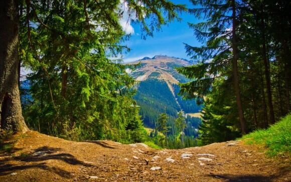 Turistika v horách, Nízké Tatry, Slovensko