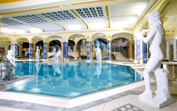 Termální lázně Aphrodite v Rajeckých Teplicích jsou oblíbené
