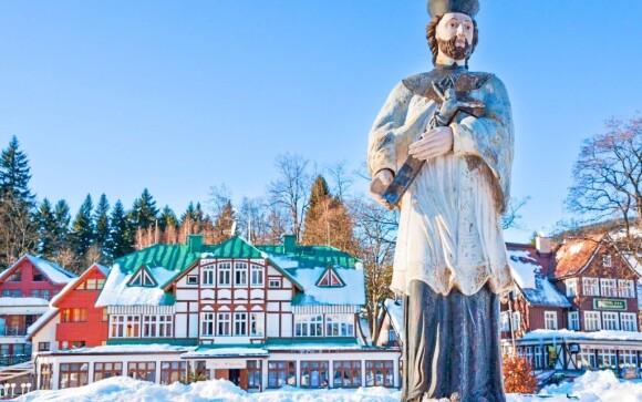 Užite si zimu v Špindlerovom Mlyne