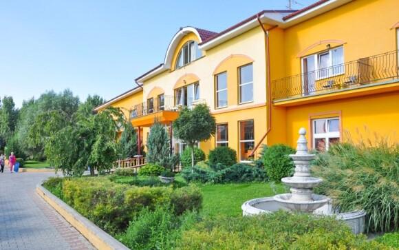 Penzión Iveta, Podhájska, južné Slovensko