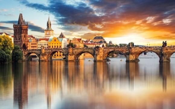 Prejdite sa napríklad po Karlovom moste