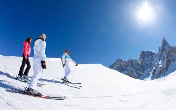 Zalyžujte si v talianskych Dolomitoch