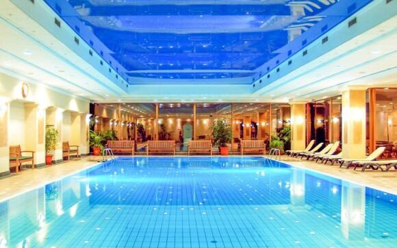 Užite si špičkové wellness v Danubius hoteli