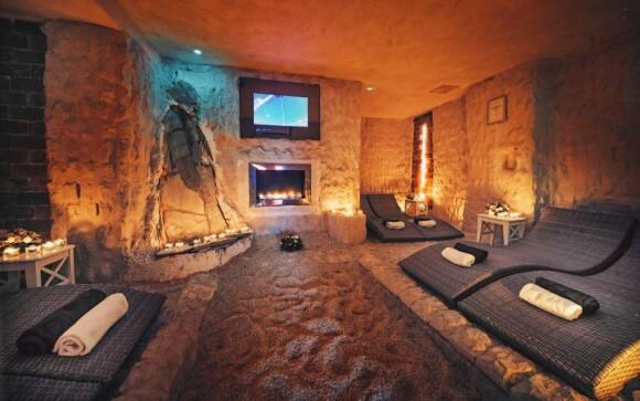 Pobyt v soľnej jaskyni vás uvoľní