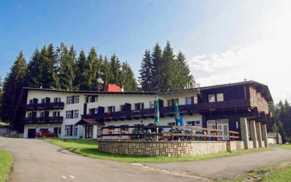 Hotel Bečva v Beskydech, ideální na aktivní dovolenou