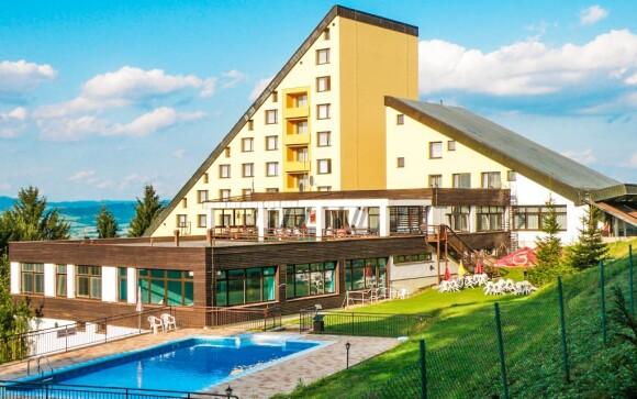 Horský Hotel Jelenovská, dovolenka v CHKO Biele Karpaty