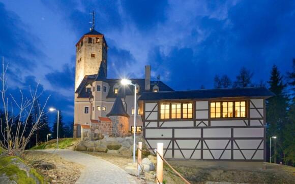 Užite si parádny pobyt v Hoteli Liberecká výšina