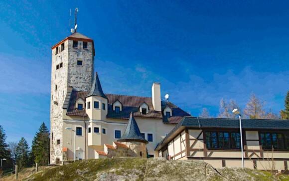 Parádny pobyt v Hoteli Liberecká výšina v Jizerských horách