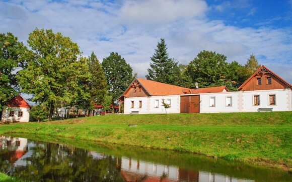 Užite si dovolenku v južných Čechách