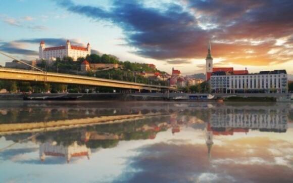 Bratislava je moderní město, které vás nudit nebude