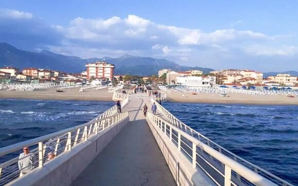 Užite si dovolenku v Lido di Camaiore