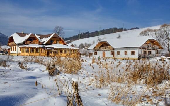 Penzion Gazdovský dvor, Bešeňová, Slovensko