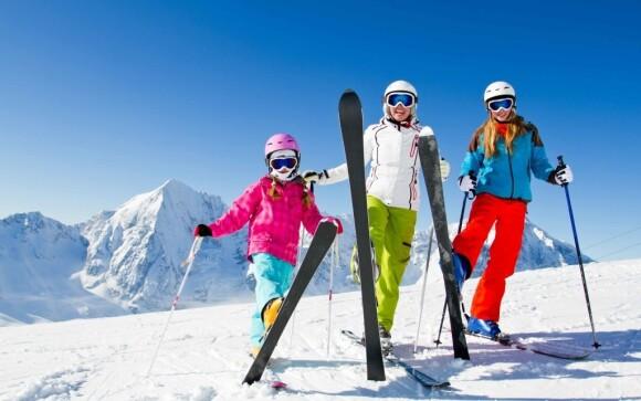 Vyrazte na lyže do rakouských Alp