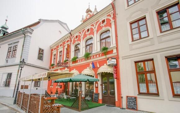 Užite si dovolenku v Kroměříži v Hoteli Excellent ****