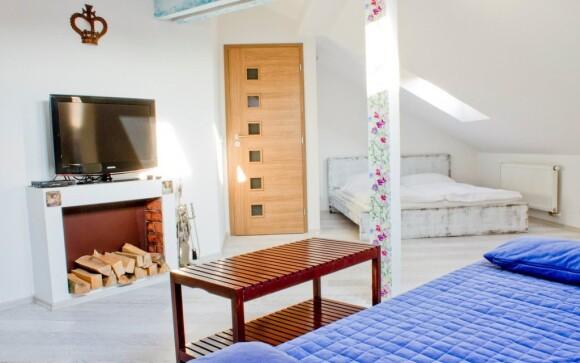 Ubytujte se v luxusních apartmánech v Royal Court Apartments