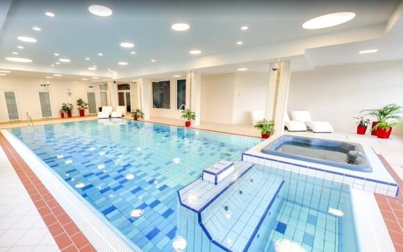 Užite si bazén s výhľadom na Vysoké Tatry