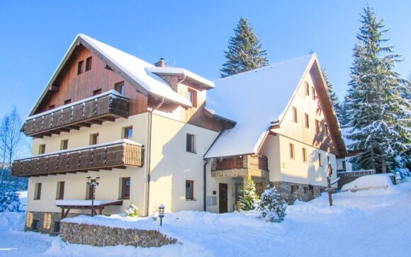O skvelú dovolenku sa postará Penzión Alpský Dům