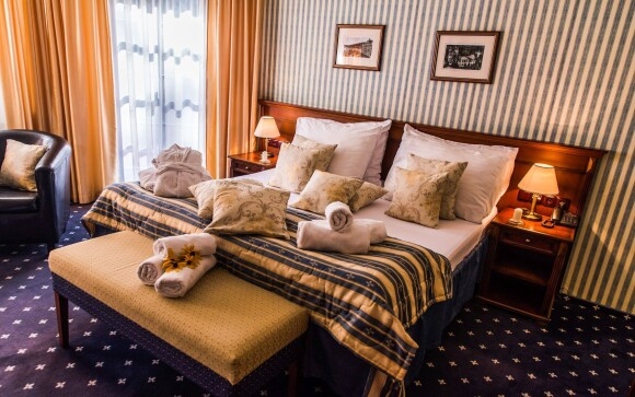 Luxusné izby, Golf Hotel Morris, Mariánske Lázně