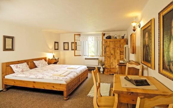 Izby poskytujú všetok potrebný komfort