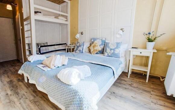 Izba ECO KIDS je ideálna pre rodiny až s dvomi deťmi