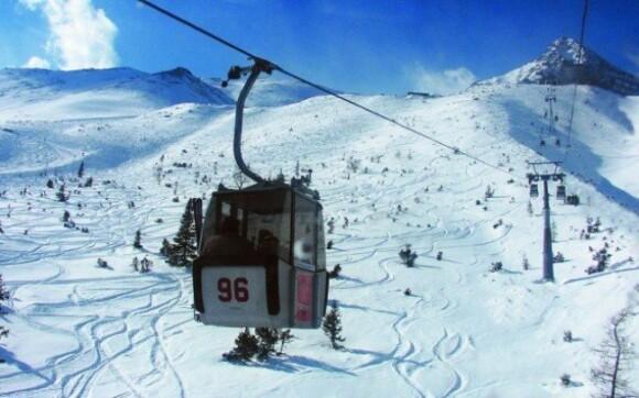 Lyžařský pobyt ve Vysokých Tatrách s polopenzí přímo v Tatranské Lomnici