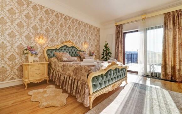 Ubytovaní budete v luxusných izbách