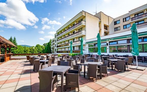 Užite si dovolenku v Hoteli Harmonie ***