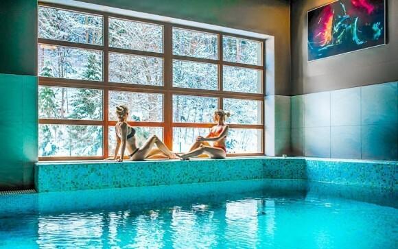 Užijte si neomezený vstup do hotelového wellness