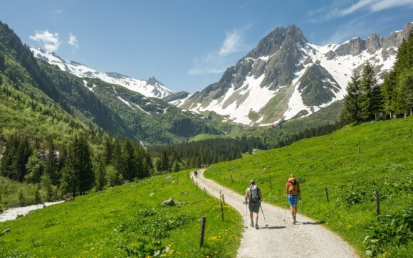 Užite si dovolenku v rakúskych Alpách