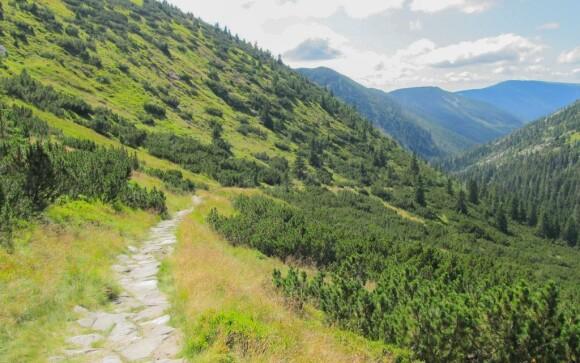 Národný park Krkonoše je lákavé miesto na odpočinok