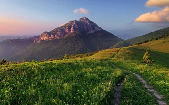 Rozsutec, Národní park Malá Fatra, Slovensko