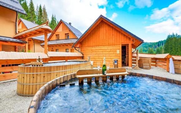 K hotelu Ondrášův Dvůr **** patří i unikátní thermal park